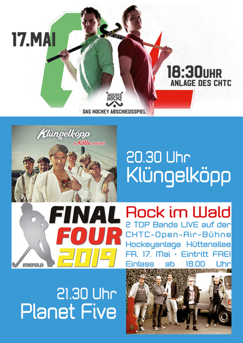 Flyer rock im Wald web